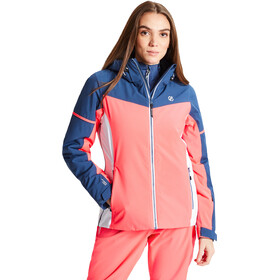Dare 2b Enclave Jacke Damen neon pink/dark denim